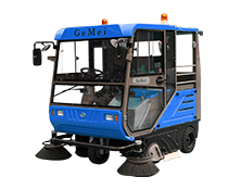 亚虎娱乐_S10全封闭扫地车(蓝色)